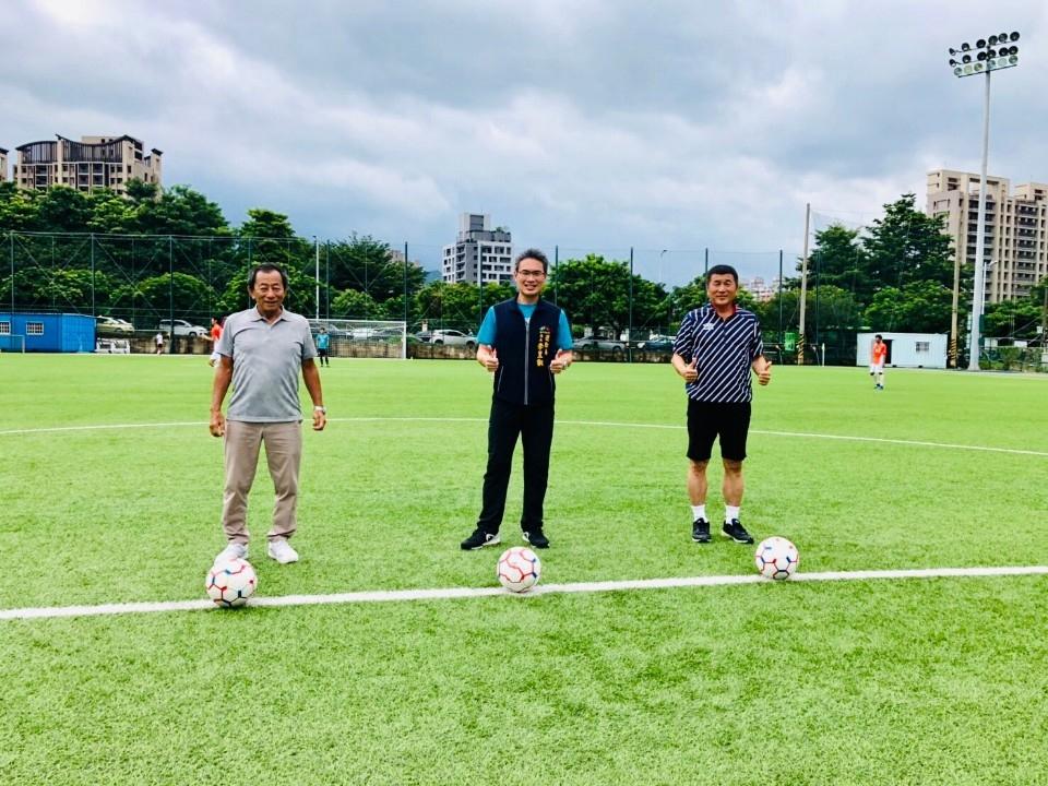 2019第六屆台中東亞國際城市足球邀請賽 台日澳6隊齊聚交流。(記者何權璋翻攝)