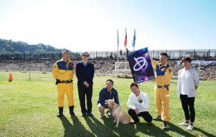 由於台中將舉辦2020台灣燈會,消防局也向日方大力宣傳,廣邀日本靜岡縣消防學校教官們一同感受燈會魅力。(記者劉秝娟翻攝)