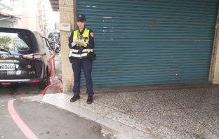警察局推出春節期間巡邏便民措施 舉家外出不擔心。(記者陳信宏翻攝)