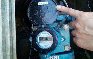 今年推動16口溫泉水井先行裝設智慧水表。(記者劉明福翻攝)