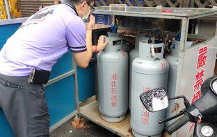 降低風險 中市府提醒正確使用瓦斯。(記者陳信宏翻攝)