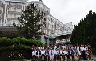 溪頭米堤榮獲五星級觀光飯店認證。(記者張光雄翻攝)