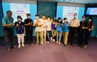 「2020霹靂無雙亞洲街舞大賽台灣資格賽」宣傳記者會合照。(記者林志強翻攝)
