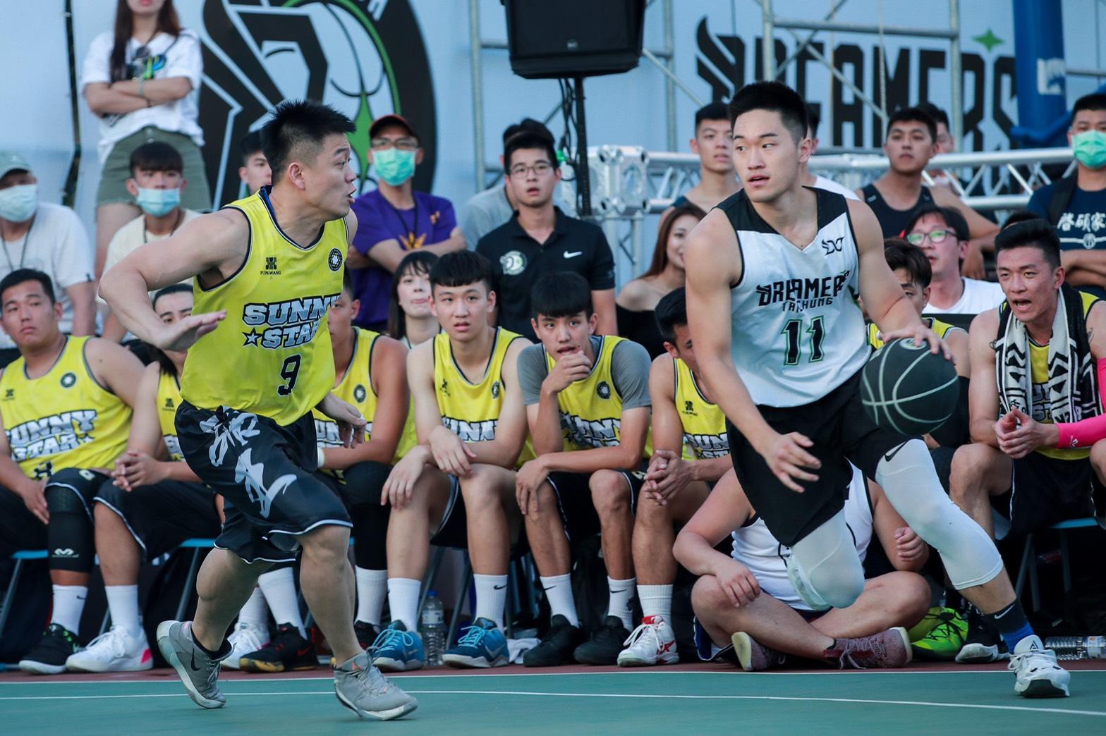 台中市夢想家青年隊選拔賽