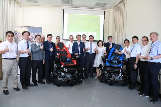 體感電競平台進駐  中山大學聯手智崴成立「多維度體感實驗室」