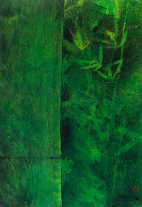 竹影天光系列。