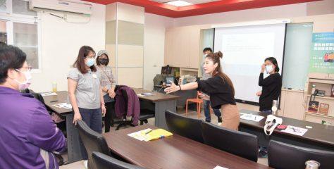 「盤點自我職能,開創職涯契機」 勞動部台東就業中心 引導待業者規劃職涯藍圖