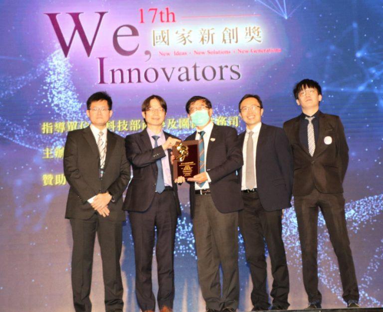 張坤正副院長團隊。