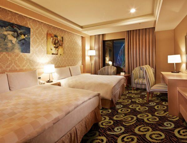義大天悅飯店向百業致敬  每房最低1999起