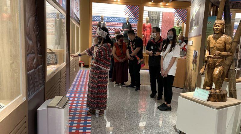 找回賽德克族織紋 中市原民會辨原民編織文化藝術展