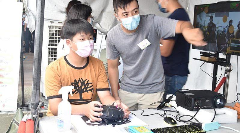 Hi屏東好好玩 ! 最夯AR/VR數位生活市集